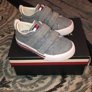 Baby Tommy Hilfiger shoes
